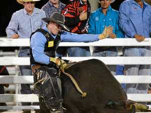 Paton eyes national and world points at Hervey Bay's PBR