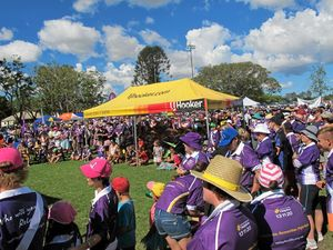 Take a bow, Lismore, you've raised $250k for cancer research