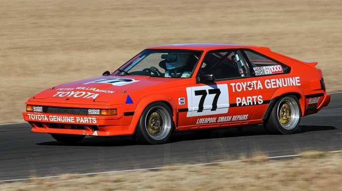 John Abbott From Withcott Will Drive One Of Only Six Mk2 Supras To Compete Worldwide In