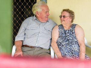Young love leads to diamond celebration