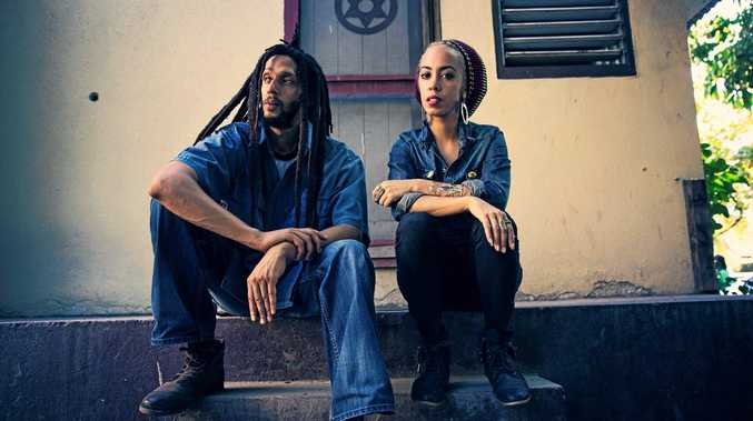 TOP COLLABORATION: Nattali Rize worked with Julian Marley on her latest single Natty Rides Again.