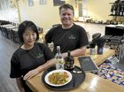 Dishes served up to provide relief funds for Japan