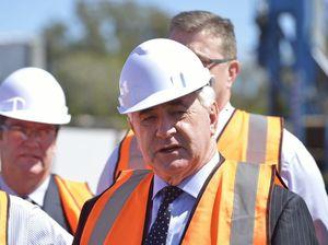 Toowoomba is booming: Mayor Paul Antonio