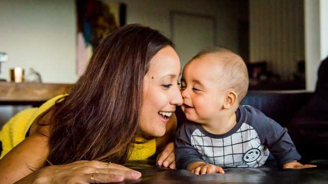 EQUALITY: The Fair Go campaign is fighting for a equality in services for regional Australians, like Gisela Parker and little Emmett.