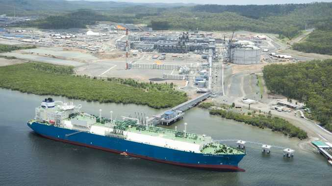 Bechtel spent six years in Gladstone for the construction of three liquefied natural gas plants at Curtis Island.