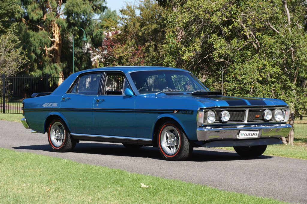 INVESTMENT: Shannon's Melbourne Autumn Auction today features legendary 1971 Phase III GT-HO Falcon which should fetch over half a million.