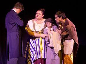 Les Miserables at Downlands