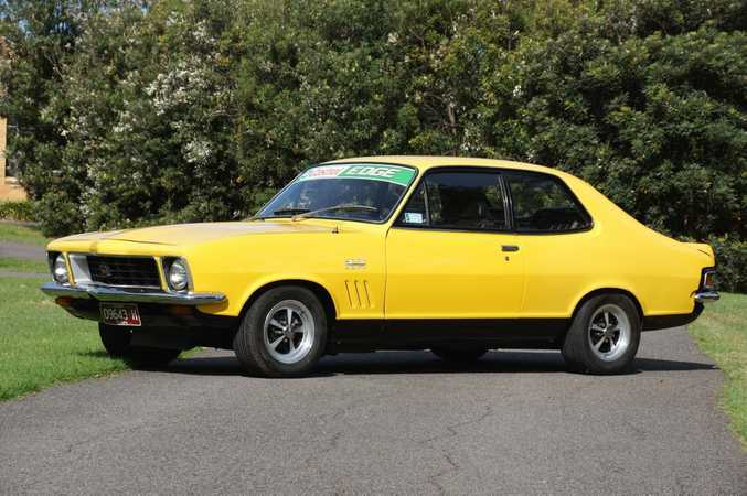 1973 Holden LJ Torana GT-R XU-1 Coupe. Photo: Contributed.