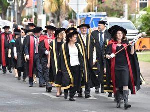 USQ Fraser Coast Graduation