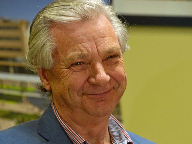 HARD DECISION: Professor Paul Thomas will step down as Sunshine Coast Hospital and Health Board chair on May 17.