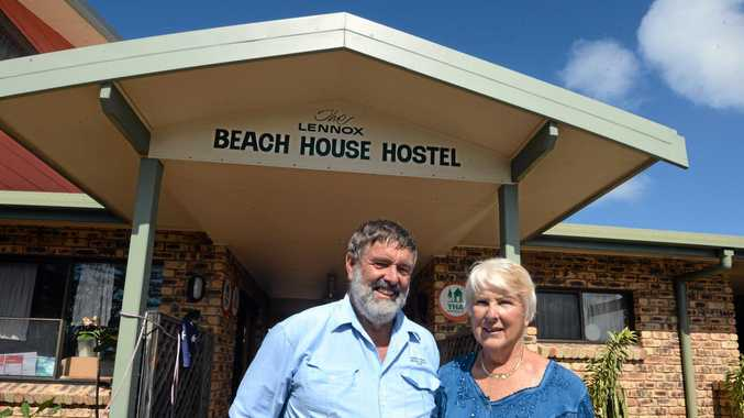 Owners of the Lennox Head Youth Hostel are closing the business after 27 years.