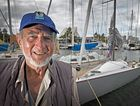 Rachael's Pascoe wheelchair-bound father Peter Charles is going to sail solo from Mooloolaba to Darwin on Sunday. He is 73-years-old.