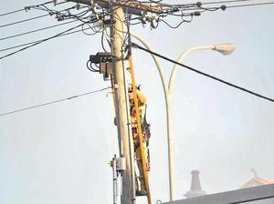 Warning: Alarming rise in electric shocks