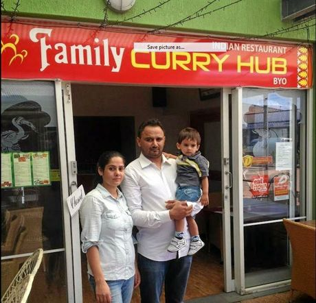 A popular Indian restaurant in Lennox Head is the Family Curry Hub