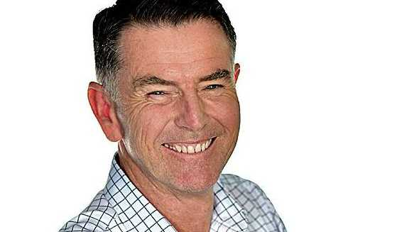 Sunshine Coast Daily deputy editor and columnist Damian Bathersby.