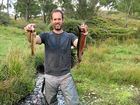 Hooking in to fishing and beauty of spectacular Tablelands
