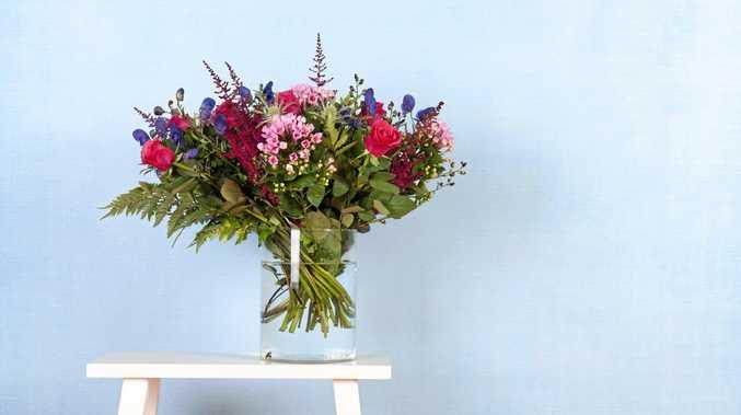 Bouquet mixed bouquet flowers