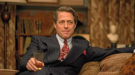Hugh Grant in a scene from the movie Florence Foster Jenkins. Supplied by Entertainment One Films.