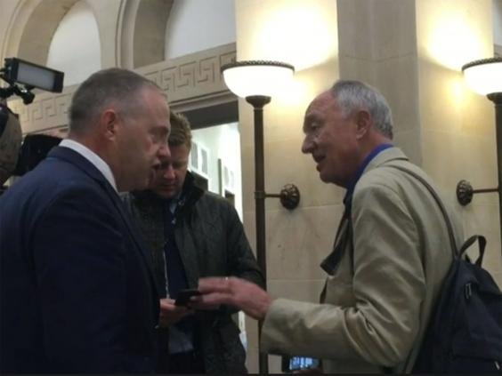 """Labour leader Jeremy Corbyn has been forced to deny the party had a """"problem with anti-Semitism"""" after Ken Livingstone, one of his oldest political allies, suggested Adolf Hitler was a Zionist."""