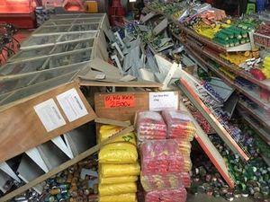 Images show impact of Vanuatu quake