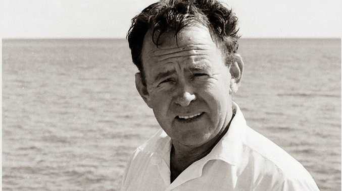 Modern day Captain Cook - Captain Wayne Muller, who was inducted into the International Scuba Diving Hall of Fame in 2015,