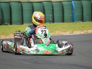 Karting championships at Sandy Creek Raceway this weekend