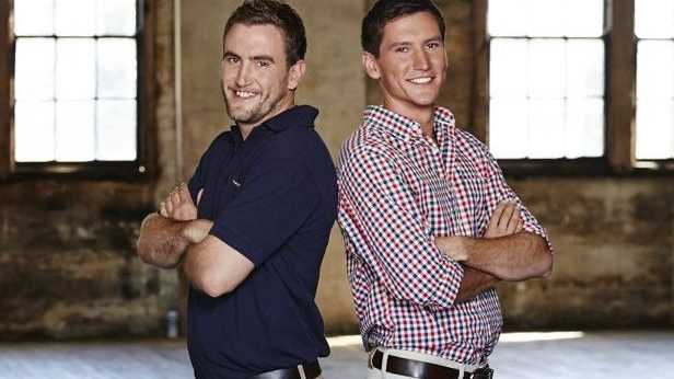 DALBY BOYS: Luke and Cody Cook have found their footing on Channel 7's renovation show House Rules.