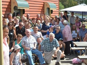 150 members of Rodgers family meet at Maidenwell