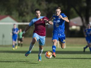 St Albans too strong for USQ