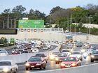 Ipswich Motorway traffic at Goodna. Photo: David Nielsen / The Queensland Times