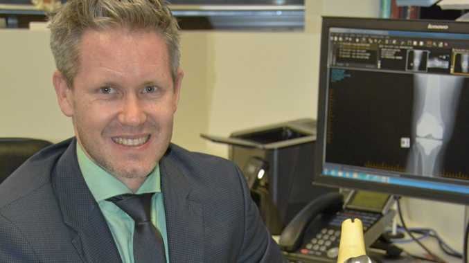 GREAT DOCTOR: Toowoomba's Dr Alan Loch loves to help people.