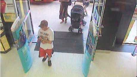 Lismore Police believe the pictured people may be able to assist with information about a theft.