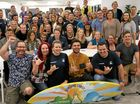 Surf's up for Startup Weekend winners