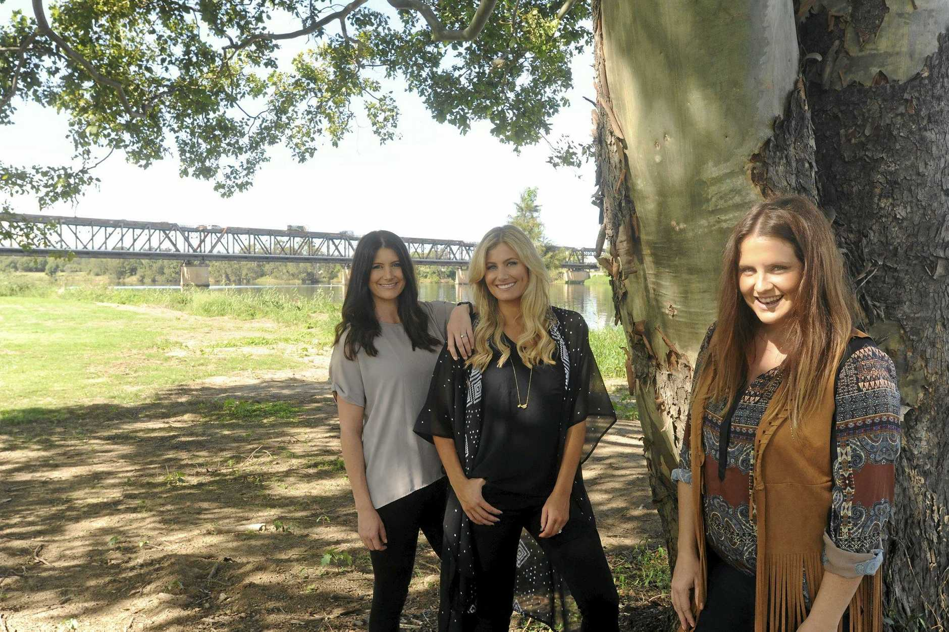 THE McCLYMONTS: Mollie, Sam and Brooke are gearing up to write their next album.