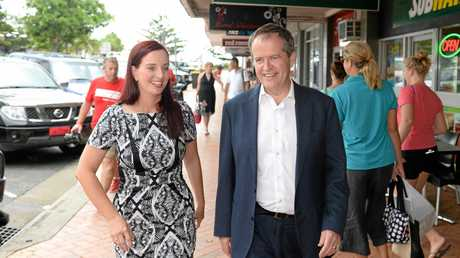 Federal Opposition Leader Bill Shorten says too much federal funding is going to southern areas.