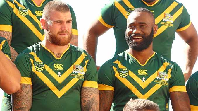 Semi Radradra is set for his Kangaroos debut.