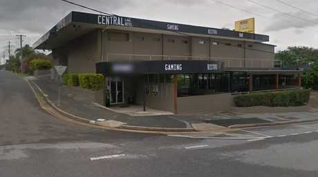 PUB CRAWL: Glen Wells has been banned from the Central Lane Hotel.