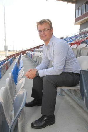 Mckay Cutters CEO Glenn Ottaway Photo Peter Holt/ Daily Mercury