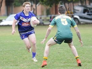 RUGBY LEAGUE: Stormin' Gorman's triple treat