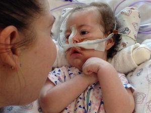 Family's heartbreak after death of baby Zoe