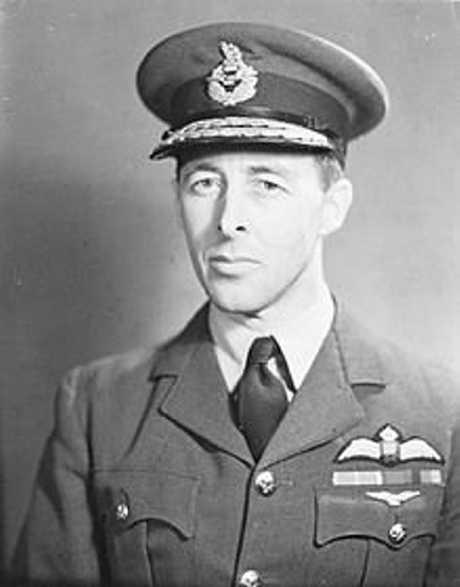 Air Marshal D C T Bennett.