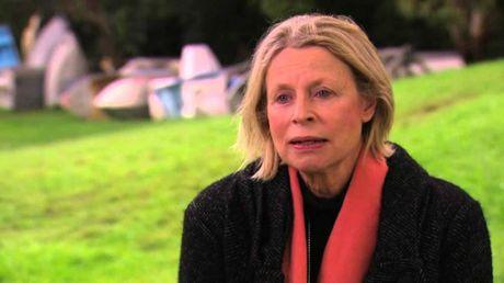 Australian actress, film director and screenwriter Judy Morris.