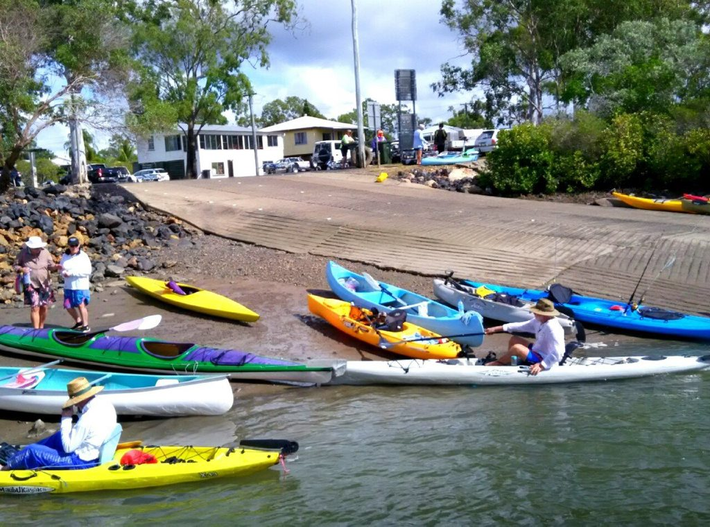GREAT DAY OUT: Friends of the Burrum River had a meet and greet day on April 30.