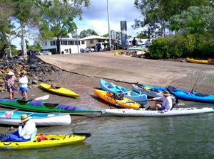 YOUR STORY: Weather gods out for a great day on the Burrum