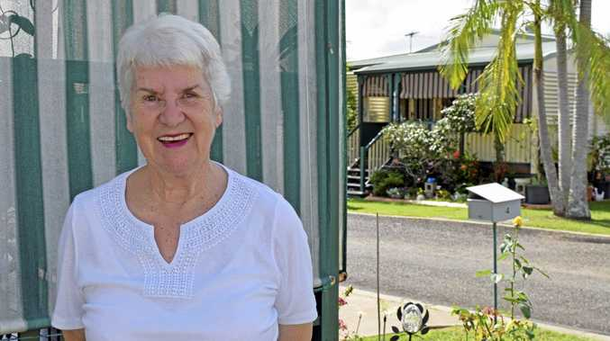LOCAL: Former president of the Grafton Senior Citizens Club Pauline Delaforce knows how hard some elderly people have it in the country.
