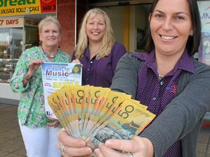 Dig deep for cash to keep the music alive in Ballina