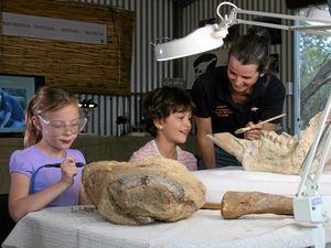 TRAVEL: Journey through Eromanga's new dinosaur museum