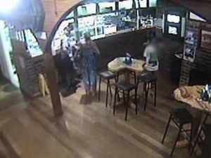 CCTV of Michelle Lord's last night alive