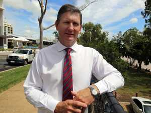 Lawrence Springborg stepping down after next election