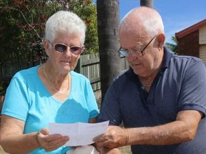 Couple send warning on scam
